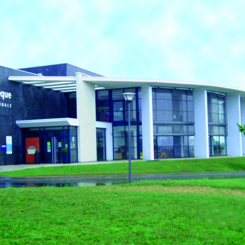 Médiathèque intercommunale de Longwy