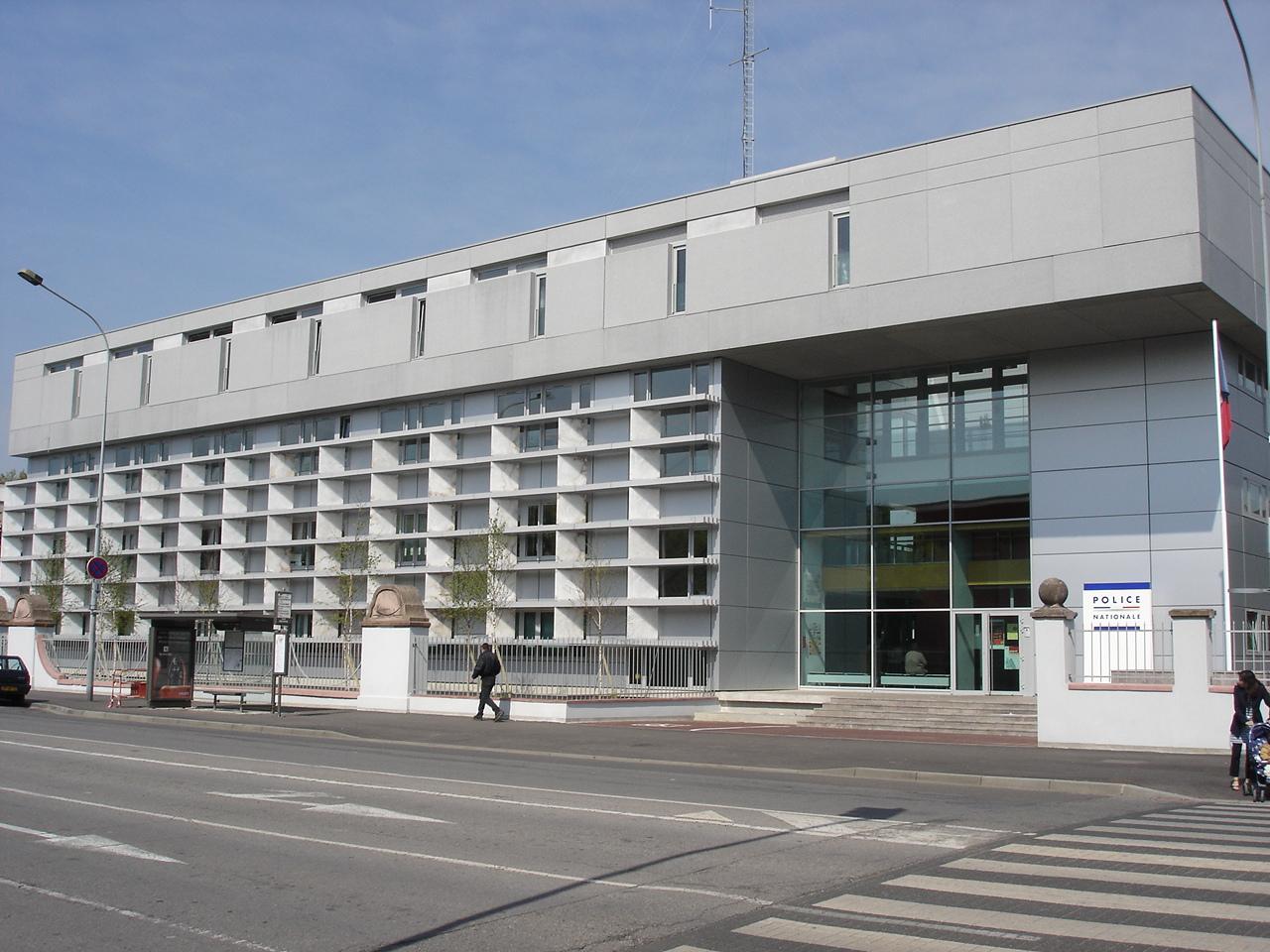 Hôtel de Police Thionville