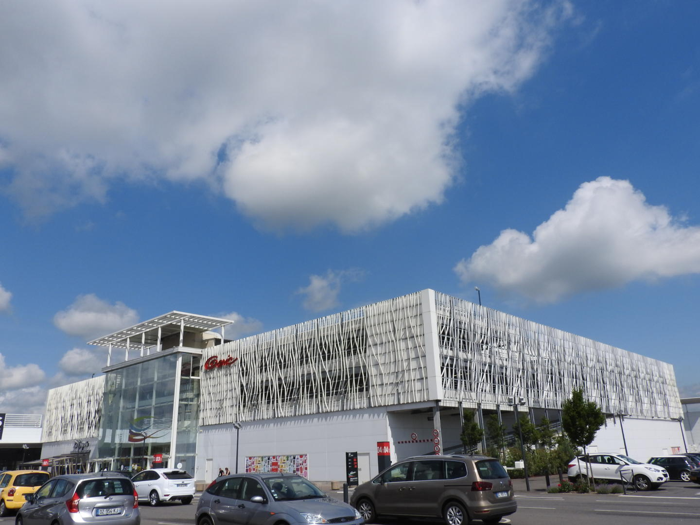 Centre Commercial GERIC
