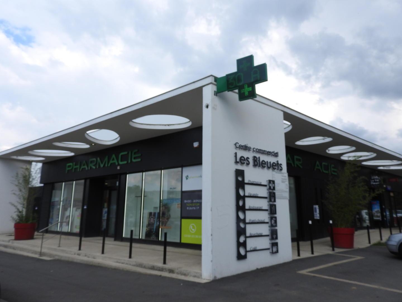 Centre commercial Les Bleuets