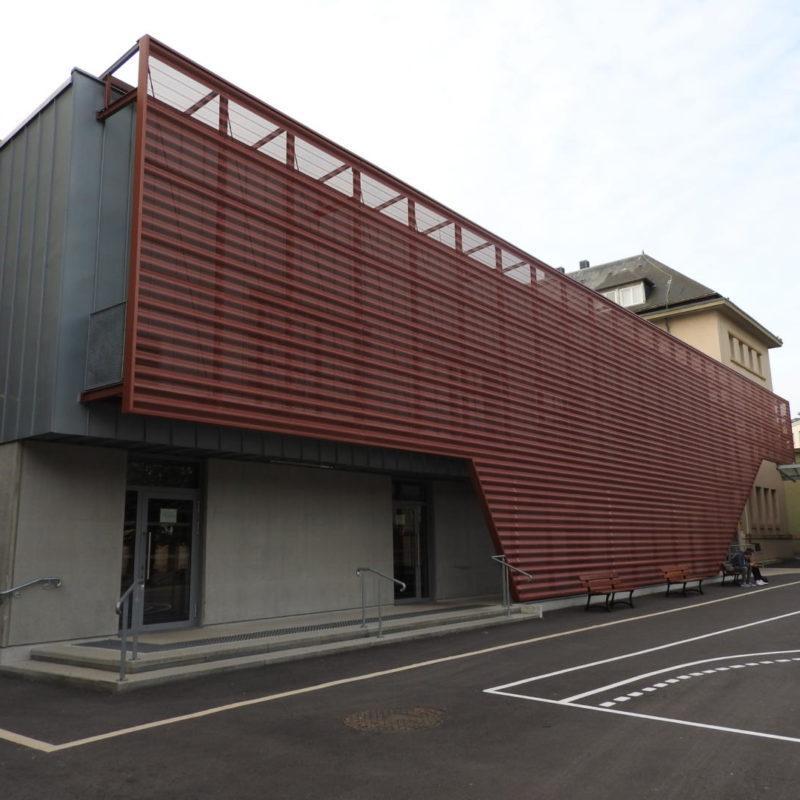 Lycée Louis Vincent