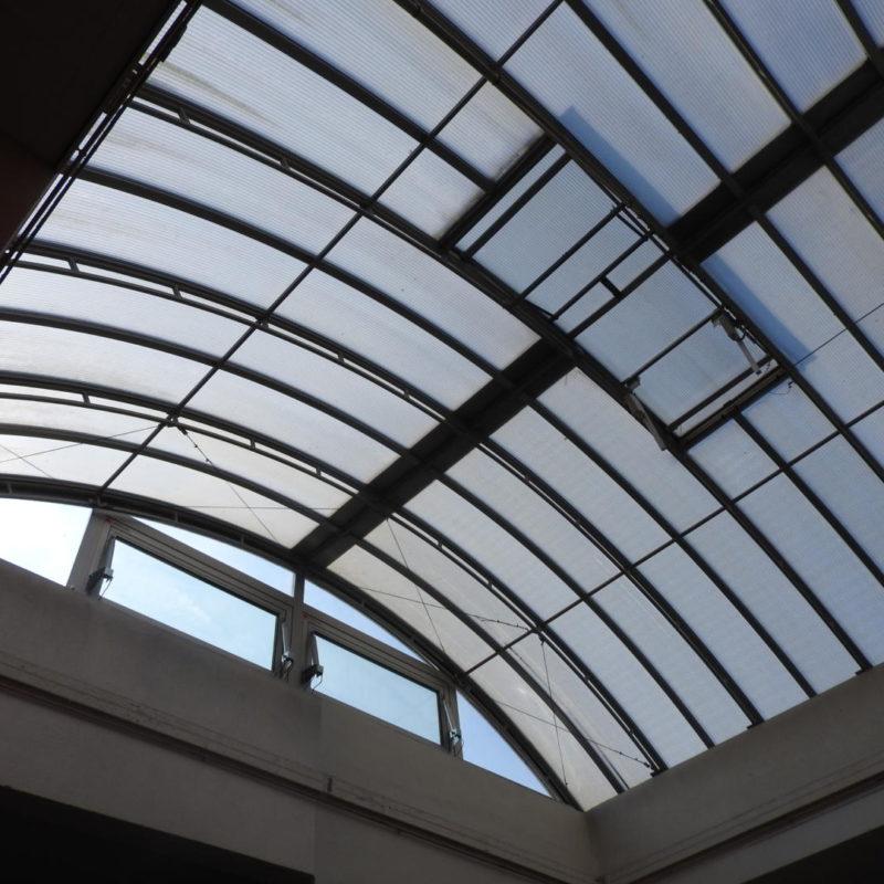 Iut Metz- Verrière de l'atrium