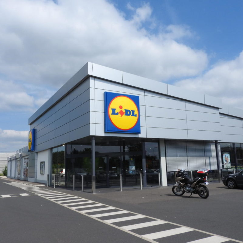 LIDL Marly
